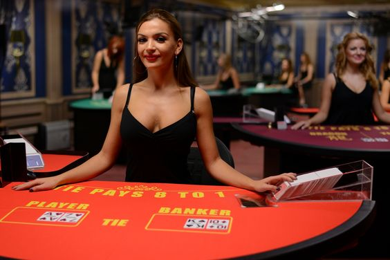 Baccarat games give away bonuses most often. Organize new promotions every week.