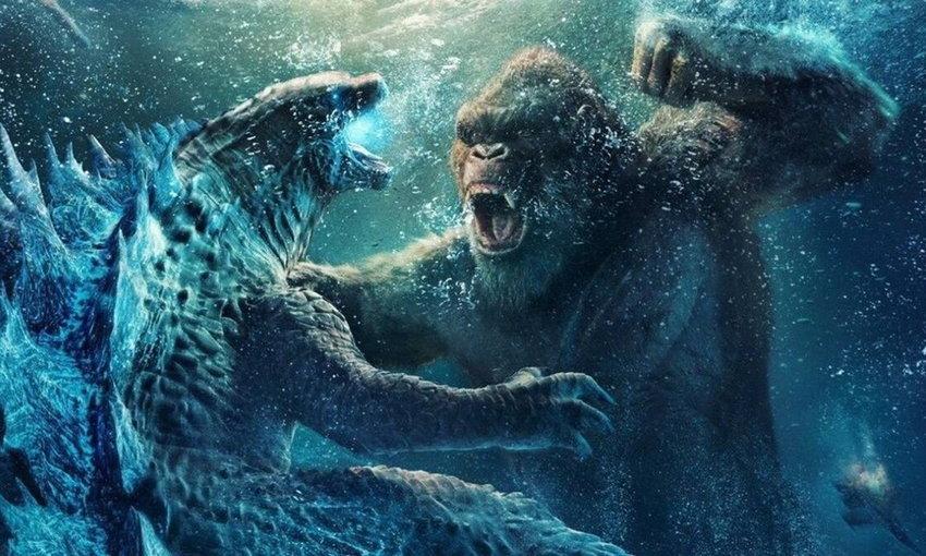 รีวิว หนัง Godzilla vs. Kong